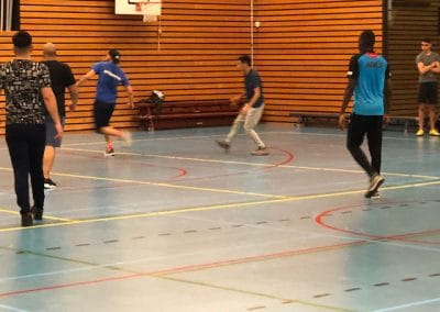 zaalvoetbal 1